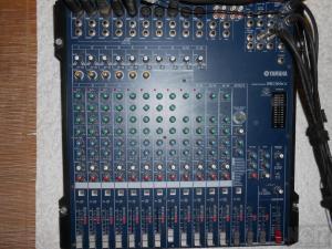 YAMAHA MG166CX MIXING CONSOLE.2 ηχεια dBOpera 405D,2  monitor.2 βασεις   800 ευρο