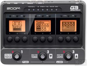Zoom G3 + Crate GX-10