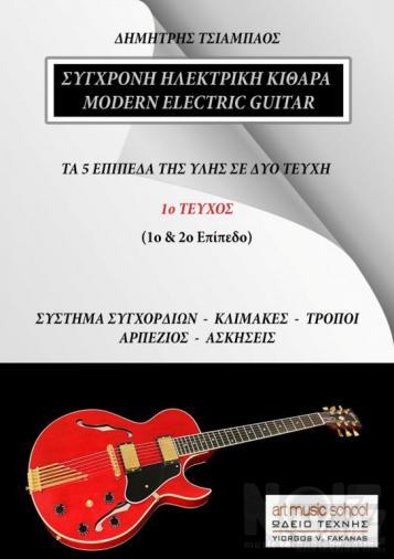 Μαθήματα Ηλεκτρικής και ακουστικής κιθάρας.