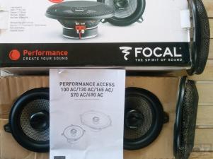 Ηχεία Αυτοκινήτου Focal Access AC 130