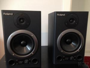 Ηχεια Studio Monitor Roland DS-30A (200 €)