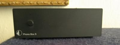 Pro-ject Phono Box S Προενισχυτής