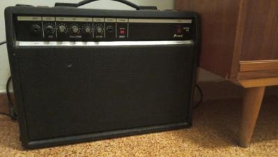 Ampli Bass Prince Rattler Pro 40 watt