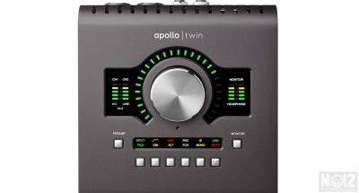 Apollo twin MK || thunderbolt