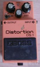 Boss ds1 with Keeley mod