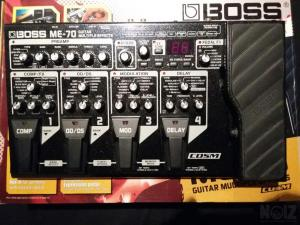 Boss ME-70 guitar multiple effects