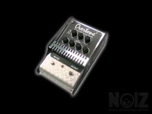 Brunetti Overtone 2 valve preamp/booster Νέα τιμή