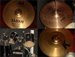 Drums Yamaha custom