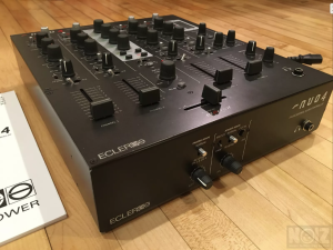 ECLER NUO 5ch mixer-Midi controller