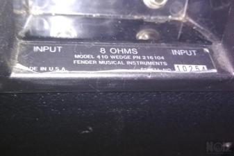 Fender  Wedge made in usa(νέα τιμή)