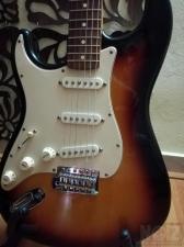 Fender Stratocaster Mexican 2006 Αριστερόχειρη