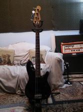 Fender Urge Stu Hamm