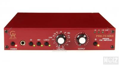 Golden age Project preamp mk2