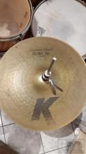 Hi Hat Zildjian K custom dark 13''