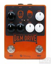 Keeley D&M Drive - That Pedal Show Signature Overdrive Pedal