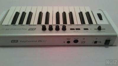 Key control 25