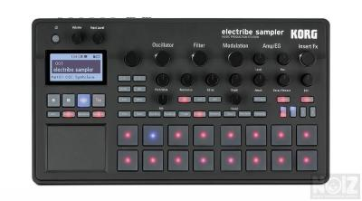 Korg Electribe Sampler 2 Grey