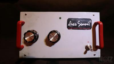 Little Tube Power amplifier ,with 2x8458 by Arco Sound (Λυχνάρης)