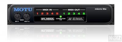MOTU MICRO LITE ή MICRO EXPRESS και ανταλλαγή