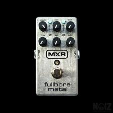 MXR fullbore metal-DISTORTION