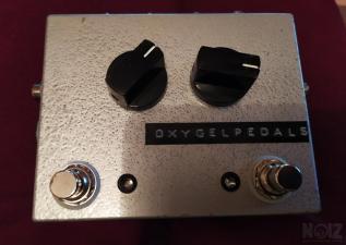 Oxygel Pedals Looper