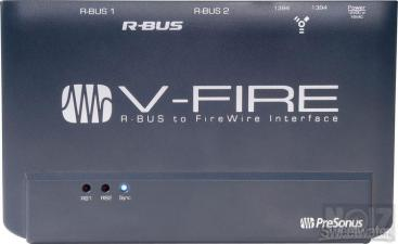 PRESONUS V-FIRE R-BUS to FireWire