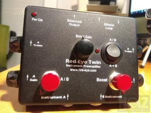 Red-Eye Twin DIbox Preamp