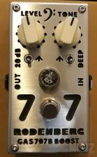 Rodenberg GAS-707B NG Bass Boost
