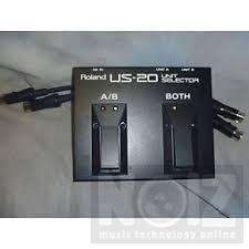 ROLAND us20 13pin Unit Selector