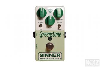 Sinner Pedals - Greenstone Overdrive