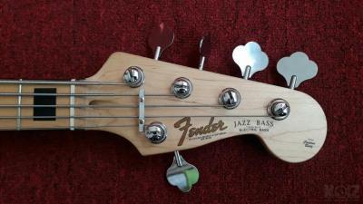 fender squier vm jazz - upgraded
