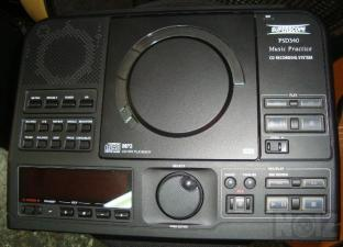 SuperScope PSD 340 Dual CD Player/Recorder