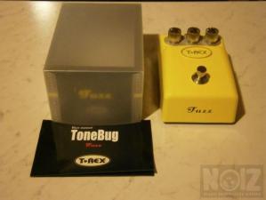 T-REX Fuzz pedal
