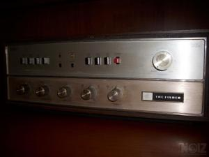 THE FISHER TX-1000