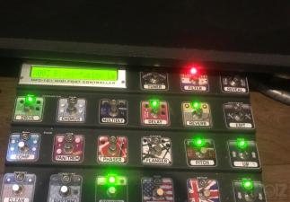 Fractal audio Axe fx ii +mfc 101