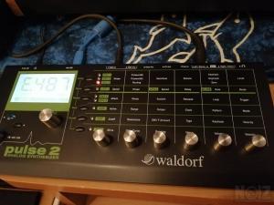 WALDORF PULSE 2 + EDITOR
