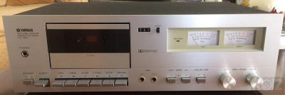 Yamaha Natural Sound Cassette Deck TC-320 (κασετόφωνο)