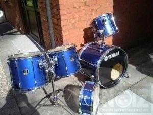 Yamaha stage Custom Blue