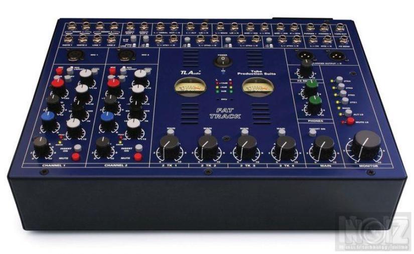 TL Audio Fat Track tube preamp mixer