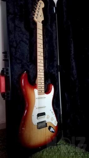 Fender American Standard  HSS Shawbucker Sienna Sunburst