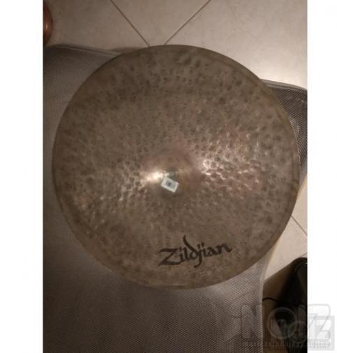 Zildjian K custom high definition ride 22