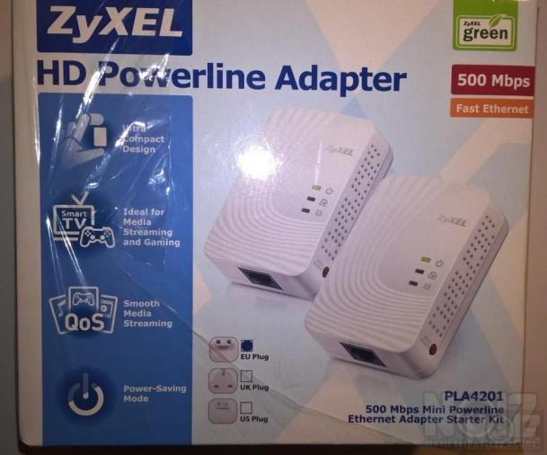 Zyxel HD Powerline