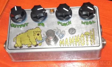Zvex Woolly Mammoth Clone