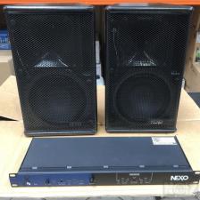 2 X Nexo PS8 1 X TDController