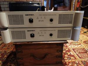 Ενισχυτής Spirit audio ap-375
