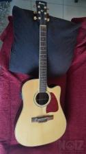 Ηλεκτρακουστική κιθάρα Ibanez AW800ECE-NT
