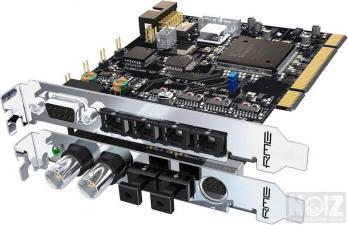 RME HDSP 9652 ADA8200 audio interface