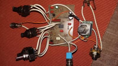 Πεταλι Tube screamer Ts-808