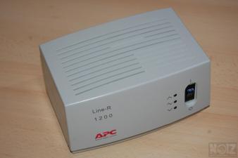 Σταθεροποιητές τάσης APC Line-R 1200VA