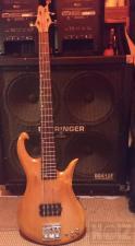 Χειροποίητο Μπάσο της gamma guitars workshop